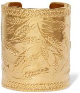 Aurelie Bidermann Gold-Plated Cuff