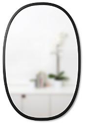 Umbra Hub Oval Mirror, 24 x 36