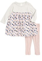 Nordstrom Infant Girl's Dress & Leggings Set