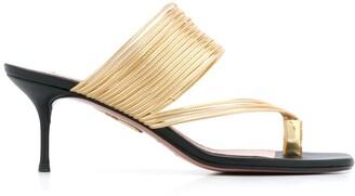Aquazzura Sunny 60mm strappy sandals