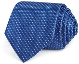 BOSS Textured Circle Dot Classic Tie