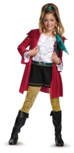 BuySeasons Disney's Descendants Cj Deluxe Little and Big Girls Costume