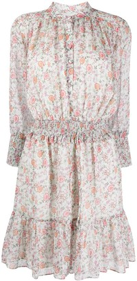 Rebecca Minkoff Chloe floral-print dress