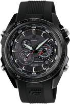 Casio Men's EQS500C-1A1 Resin Quartz Watch
