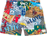 Dolce & Gabbana Graphic swim shorts