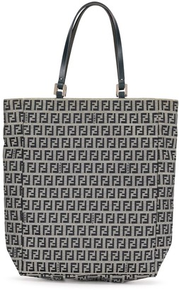 Fendi Pre-Owned Zucchino tote bag