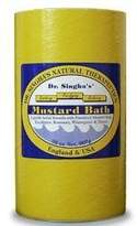 Dr. Singha's Mustard Bath by 32oz)