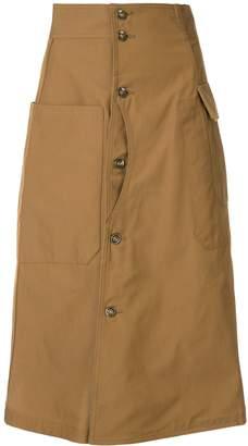 G.V.G.V. canvas skirt
