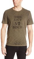 John Varvatos Men's This Ain't No Disco Graphic T-Shirt
