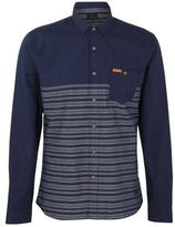 Firetrap Blackseal Stripe Shirt