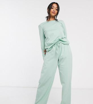 ASOS DESIGN Petite mix & match jersey pyjama pants