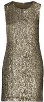 Polo Ralph Lauren Sequined Sleeveless Dress