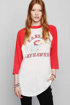 Urban Outfitters Vintage Kansas Jayhawks Tee