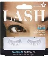 Superdrug LASH False Lashes Natural Edition #10