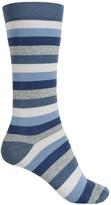 Carhartt Vibrant Stripe Boot Socks - Mid Calf (For Women)