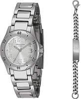 Identity London Silver Watch Gift Set