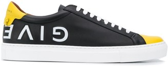 Givenchy upside-down logo sneakers