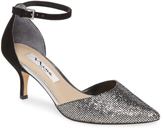 Nina Brenda Ankle Strap Pump