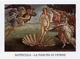 Sandro 1art1 Posters Botticelli Poster Art Print - Nascita Di Venere (20 x 16 inches)