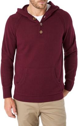 7 Diamonds Shasta Regular Fit Hooded Sweater