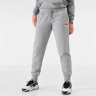 Ellesse Fila Sports Women's Queenstown Fleece Jogger Pants