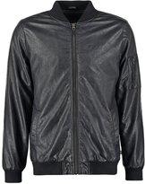 Forvert Hank Faux Leather Jacket Black