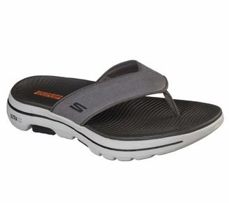 Skechers Men's GO Walk 5 Flip Flops