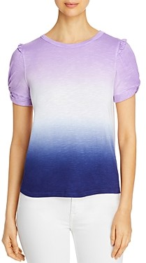 Design History Dip-Dyed Top