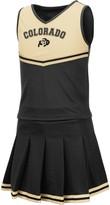 Colosseum Girls Youth Black Colorado Buffaloes Pinky Cheer Dress