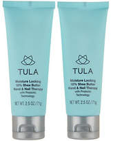 Tula Probiotic Skin Care Moisture Lock Hand and Nail Therapy Duo