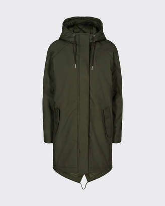 Minimum Wexa Dark Green Thinsulate Outerwear Jacket - polyester   green   Kaki   40 - Green/Green