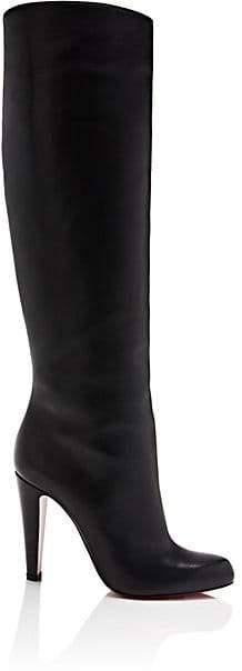 wholesale dealer c193c d7cc7 Women's Marmara Leather Knee Boots - Black