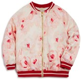 Kate Spade Girls' Bomber Jacket - Sizes 7-14