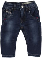 Diesel 'Fayza B' Jeans (Baby) - Indigo-9 Months
