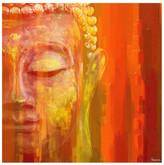 """Parvez Taj Buddha Wall Art - 32\"""" x 32\"""""""