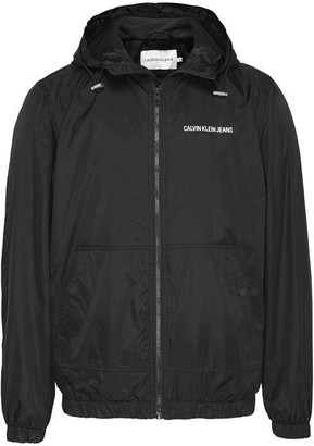 Calvin Klein Jeans Hooded Zip Jacket