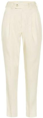 Arjé The Sabi linen-blend pants