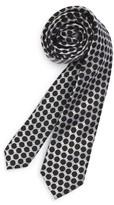Nordstrom Boy's Dot Silk Tie