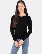 Forcast Tess Cathy Crew Neck Knit Sweater