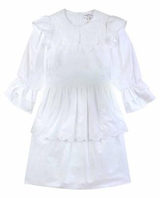 Meadows Mandrake Dress White - 8