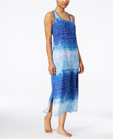 Lauren Ralph Lauren Printed Maxi Nightgown