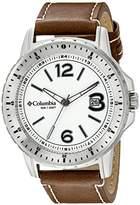 Columbia Men's CA025-200 Ridgeback Analog Display Quartz Brown Watch