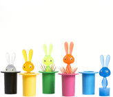 Alessi Magic Bunny Blue