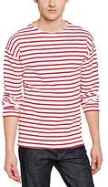 Armor Lux Men's 1525 Striped Long Sleeve T-Shirt
