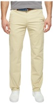 U.S. Polo Assn. Slim Straight Five-Pocket Denim Jeans in Khaki Stone