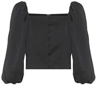 Cult Gaia Petra blouse
