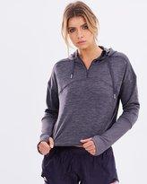 Skins Plus Women's Wireless Tech Fleece Cropped Hoodie