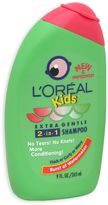 L'Oreal Kids® 9 oz. 2-in-1 Thick and Curly Shampoo