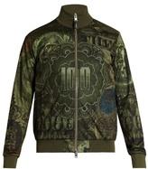 Givenchy Dollar-print Bomber Jacket