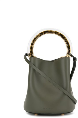 Marni Pannier bucket bag